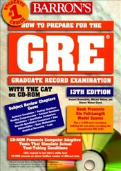 GRE - How to Prepare with CD -