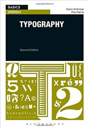 Typography (Basics Design) - Harris, Paul