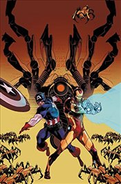 Captain America and the Avengers : The Complete Collection - Bunn, Cullen