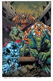 Monsters Unleashed : Volume 1 - Bunn, Cullen