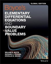 Elementary Differential Equations and Boundary Value Problems 11e SI   - Boyce, William E.