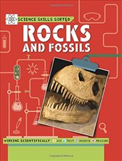 Rocks and Fossils   - Claybourne, Anna