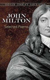 Selected Poems (Thrift Editions) - Milton, John