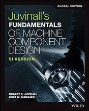 Fundamentals of Machine Component Design 6e GE - Juvinall, Robert C.