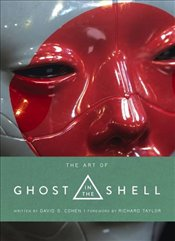 Art of Ghost in the Shell - Books, Titan
