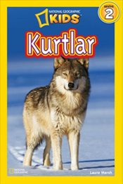 National Geographic Kids - Kurtlar - Marsh, Laura