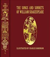 Songs and Sonnets of William Shakespeare (Calla Editions) - Shakespeare, William