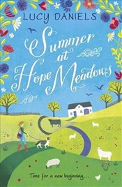 Summer at Hope Meadows  - Daniels, Lucy