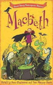 Macbeth   - Claybourne, Anna