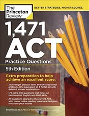 1,471 ACT Practice Questions 5e -