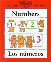 Numbers: Los Numeros (Bilingual First Books) -