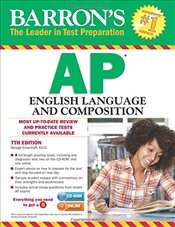 Barrons AP English Language and Composition : 7e - Ehrenhaft, George