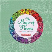 Magic of Flowers : Color, Frame and Display  -