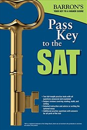 Pass Key to the SAT : Magic Lights   - Green, Sharon