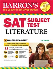 SAT Subject Test Literature 7e - Myers-Shaffer, Christina
