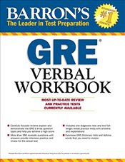 Barrons Gre Verbal Workbook 3e - Geer, Philip