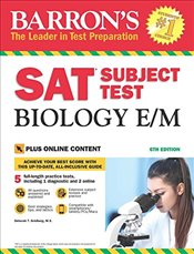 SAT Subject Test Biology E/M - Goldberg, Debbie