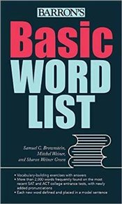 Basic Word List - Green, Sharon