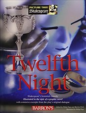 Twelfth Night (Picture This! Shakespeare) -