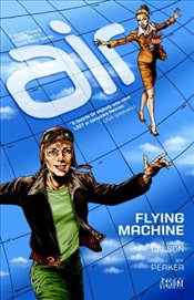 Air : Flying Machine : Volume 2 - Perker, M. K.