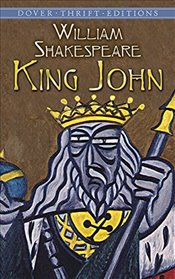 King John (Dover Thrift Editions) - Shakespeare, William