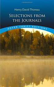 Selections from the Journals (Dover Thrift Editions) - Thoreau, Henry David