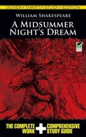 Midsummer Nights Dream (Dover Thrift Study Edition) - Shakespeare, William