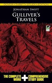 Gullivers Travels (Dover Thrift Study Edition) - Swift, Jonathan