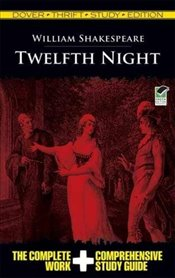 Twelfth Night (Dover Thrift Study Edition) - Shakespeare, William