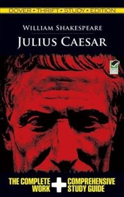 Julius Caesar Thrift Study Edition (Dover Thrift Study Edition) - Shakespeare, William