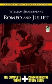 Romeo and Juliet Thrift Study Edition (Dover Thrift Study Edition) - Shakespeare, William