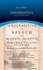 Areopagitica and Other Prose Works (Dover Thrift Editions) - Milton, John