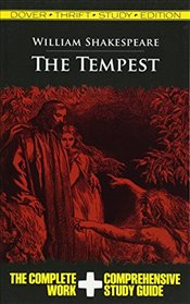 Tempest (Dover Thrift Study Edition) - Shakespeare, William