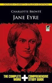 Jane Eyre Thrift Study Edition (Dover Thrift Study Edition) - Bronte, Charlotte