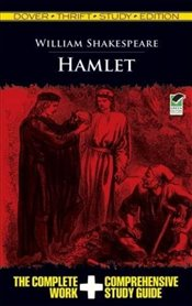 Hamlet Thrift Study Edition (Dover Thrift Study Edition) - Shakespeare, William