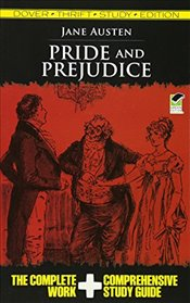 Pride and Prejudice Thrift Study Edition (Dover Thrift Study Edition) - Austen, Jane