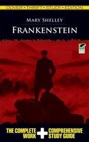 Frankenstein Thrift Study Edition (Dover Thrift Study Edition) - Shelley, Mary