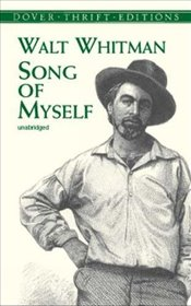 Song of Myself (Dover Thrift Editions) - Whitman, Walt