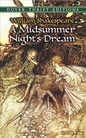 Midsummer Nights Dream (Dover Thrift Editions) - Shakespeare, William