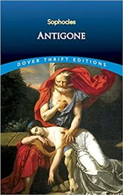 Antigone (Dover Thrift Editions) - Sophocles
