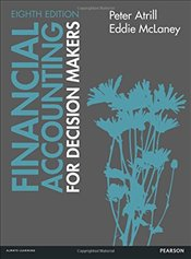 Financial Accounting for Decision Makers 8e - McLaney, Eddie