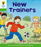 Oxford Reading Tree: Level 2: Stories: New Trainers - Hunt, Roderick