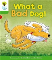 Oxford Reading Tree: Level 2: Stories: What a Bad Dog! - Hunt, Roderick