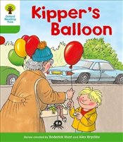 Oxford Reading Tree: Level 2: More Stories A: Kippers Balloon - Hunt, Roderick