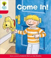 Oxford Reading Tree: Level 4: Stories: Come In! - Hunt, Roderick