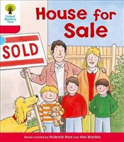 Oxford Reading Tree: Level 4 : Stories: House for Sale - Hunt, Roderick