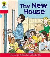 Oxford Reading Tree Level 4 : Stories : The New House - Hunt, Roderick