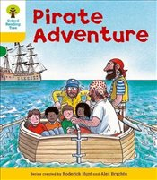Oxford Reading Tree Level 5 : Stories : Pirate Adventure - Hunt, Roderick