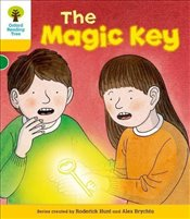 Oxford Reading Tree Level 5 : Stories : The Magic Key - Hunt, Roderick
