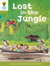 Oxford Reading Tree Level 7 : Stories : Lost in the Jungle - Hunt, Roderick
